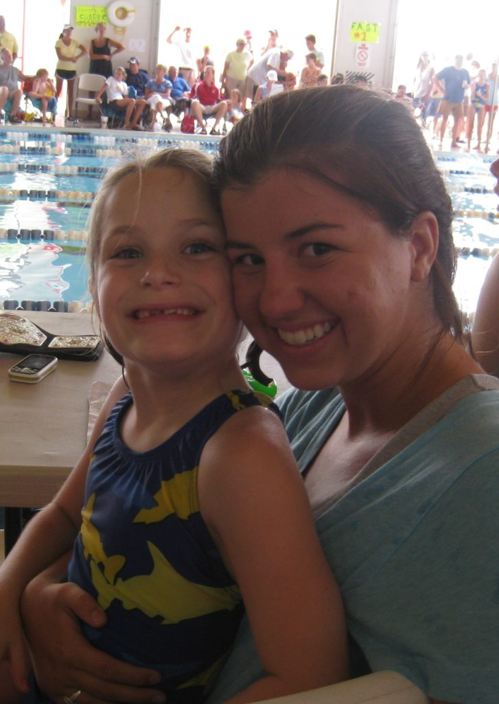 swimming, cerebral palsy