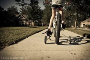 Expectations: Bike vs. Cerebral Palsy