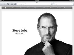 Godspeed, Steve Jobs