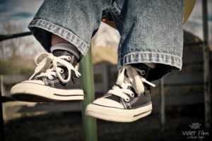 Of Bare Feet, Down Syndrome, Chuck Taylors, and Oral-Motor Exercises