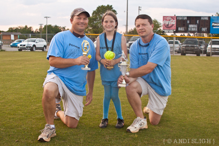 softball, cerebral palsy, awards, Sarah Kate