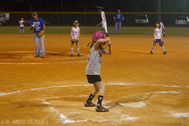 2013/129 - Last Game. Last at Bat. Will She Finish Strong?