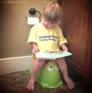 Adventures in Potty Training