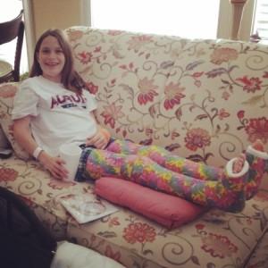 Dem Bones, Part 2: Reader Questions About Sarah Kate's Surgery
