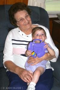 Saying Goodbye to Mama J