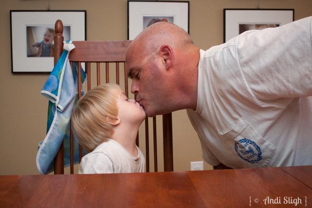 2012/252 - Real Men Kiss Their Kids