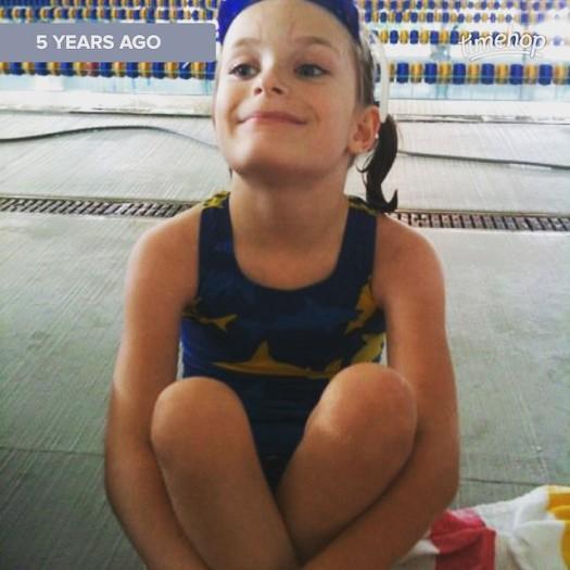first-swim-meet