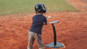 Fall T-Ball: It Begins