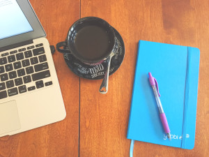 How a Cheap Blank Notebook is Changing My Life