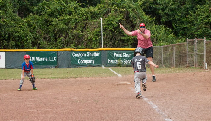 Of Seagulls, T-Ball, and Spreading Joy