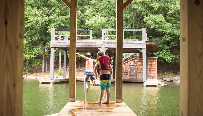 Midsummer Dream: Family Lake Getaway
